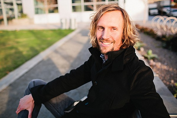 Jarrod Russell has become the first executive director of Startup San Diego, a nonprofit organization for aspiring and early entrepreneurs. Photo courtesy of Jarrod Russell