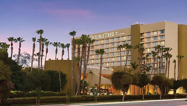6161 W. Centinela: 375 rooms, 255,000 square feet, two acres.