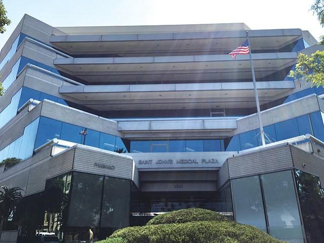 Brain Gain: Pacific Brain Health Center at 1301 20th St. in Santa Monica.