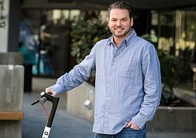 Bird CEO Travis VanderZanden