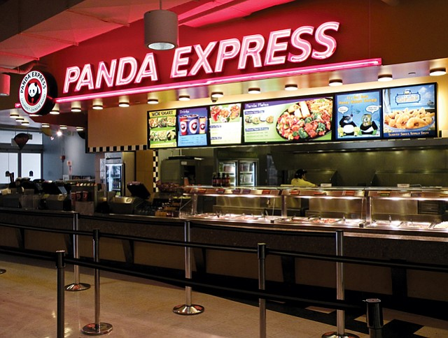 California Chain: Panda Restaurant Group, one of 1.5 million woman-owned businesses in the state.