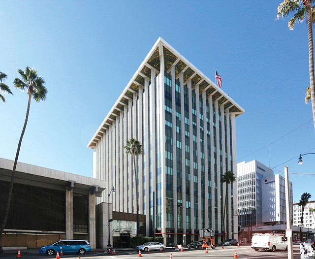 Compass HQ: Real estate firm's main office in L.A. is at 9454 Wilshire Blvd.