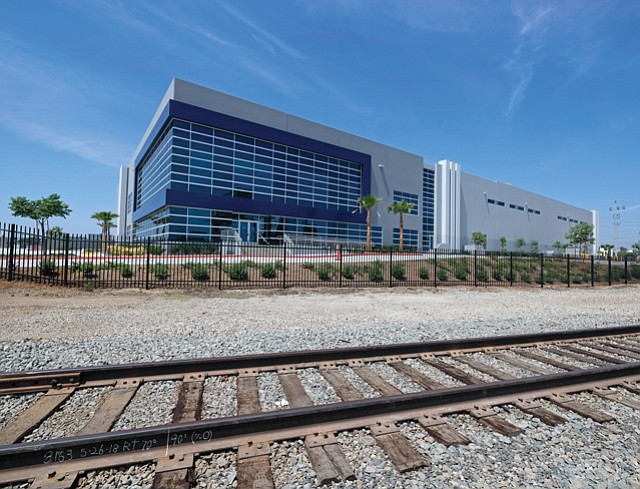 New Era: Nordstrom took the entire half-million square feet built near Torrance by Bridge Development Partners.