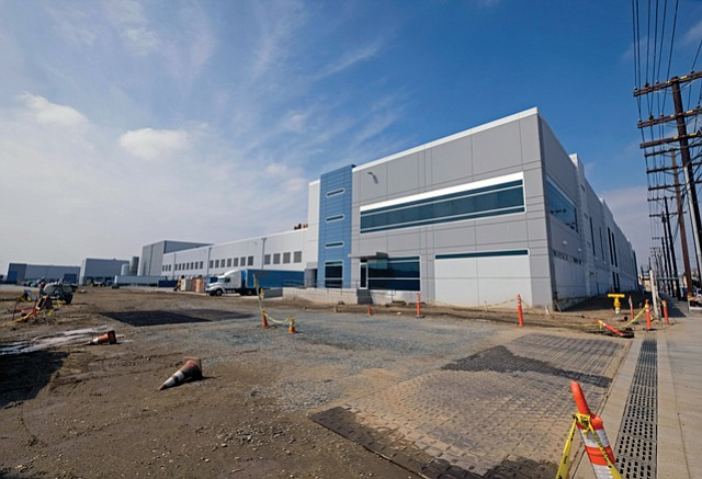 3200 Fruitland Ave., Vernon: At 310,000 square feet, Cohen Asset Management's warehouse is the county's largest industrial project.