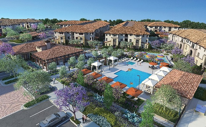 Simi Valley New Home Development