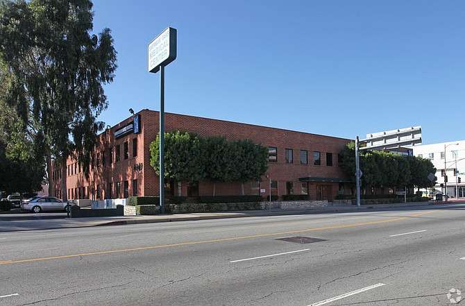Medical offices at 4849 Van Nuys Blvd. in Sherman Oaks.