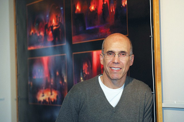 Safe Bet: Jeffrey Katzenberg's WndrCo is getting in the digital privacy game.