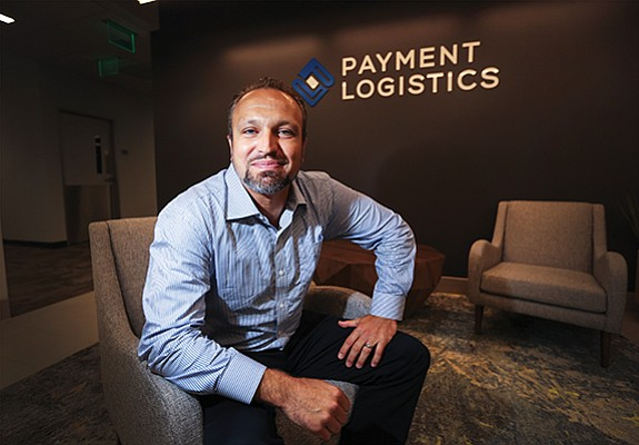 Dustin Niglio has learned the benefits of a thick skin and his father's perspective while running the family business, electronic payment processor Payment Logistics.