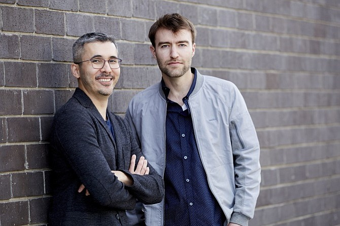 Singularity 6 founders Anthony Leung and Aidan Karabaich