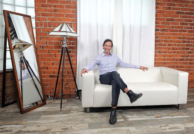 Office Space: Jennemann spends a good chunk of his time in an office separate from his company's main workspace – and its 180 employees – so he can focus.