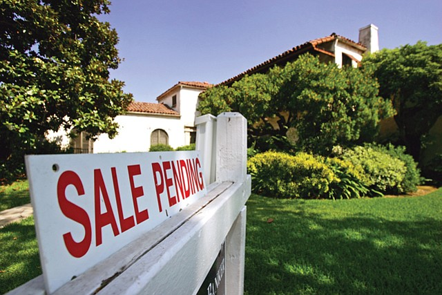 Give and Take: The housing market is tight, but foreclosure rates are at a post-Great Recession low.