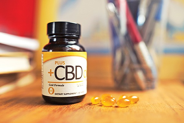 CV Sciences makes cannabidiol, or CBD, products. CBD doesn't get consumers high, but demand shot up because of potential health benefits, though it faces a gray regulatory landscape. Photo courtesy of CV Sciences