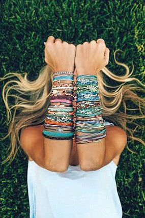 Pura Vida Bracelets are sold in over 3,000 retail stores nationwide. The company has seen huge growth the past five years, according to founder Griffin Thall. Photo courtesy of Pura Vida Bracelets