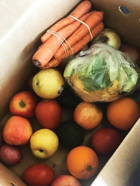"Imperfect Produce gets off-spec produce, or ""ugly"" fruit and vegetables that would normally end up in landfills, from markets and farms around the country and sells it to customers at a fraction of the price via a custom subscription program. Photo courtesy of Imperfect Produce"