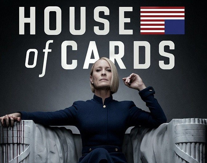 "Valence Media's roster of content creation includes ""House of Cards"""