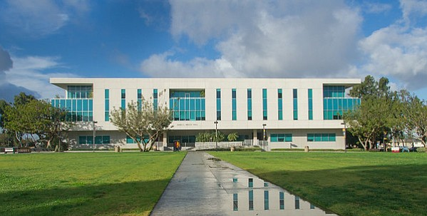 Cal State Dominguez Hills' Welch Hall