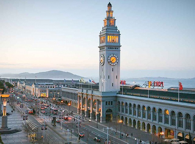 Embarcadero Icon: 193,000-square-foot building came with land lease, $291 million price tag.