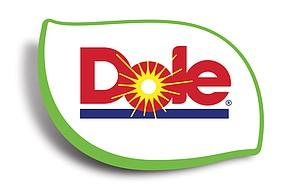 Dole Food Co.'s new logo.