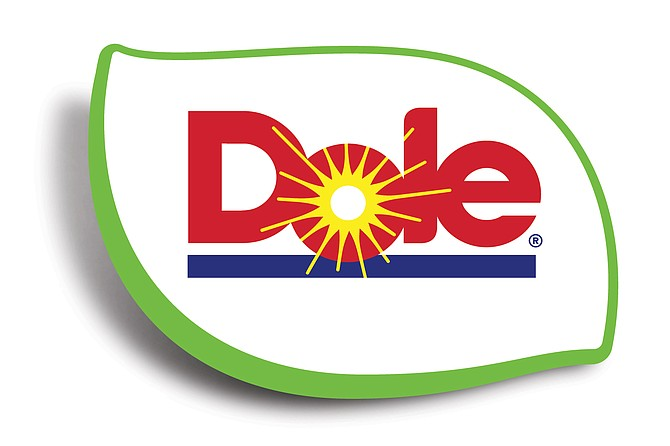 Dole Food Co.'s new logo.