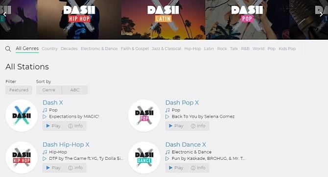Digital Radio Station Dash Raises $4 9 Million | Los Angeles