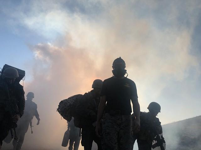Recon Candidates: Study tracked optimism amid training for elite Marine Corps unit.