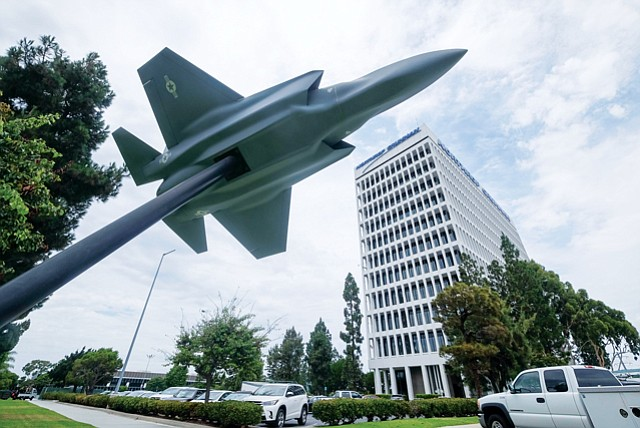 Flying High: Northrop Grumman Campus in Redondo Beach