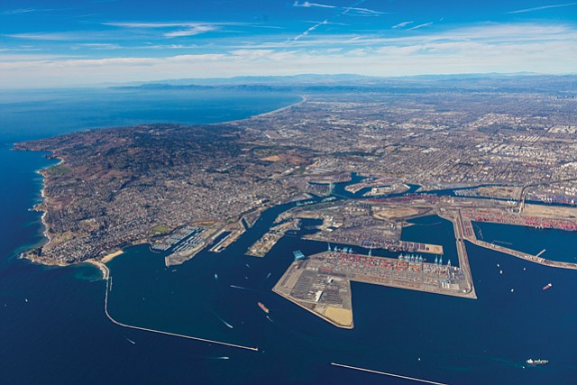 Port of Los Angeles: Plans to award contract for Terminal Island Railyard Enhancement Project in June 2020.