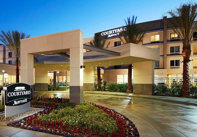 12 It Had Sold A 159 Room Courtyard By Marriott Long Beach Airport Hotel For An Undisclosed Sum