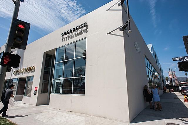 Go Fish: Sugarfish in Hollywood.