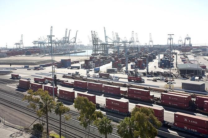 Port of Long Beach Pier G