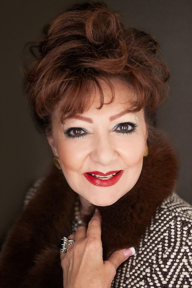Santa Clarita Valley Chamber of Commerce 2019 Chair Nancy Lulejian Starczyk.