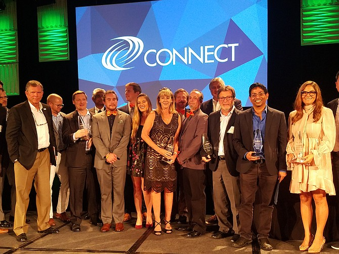 Seven San Diego Companies were honored at Connect's Most Innovative New Product awards.