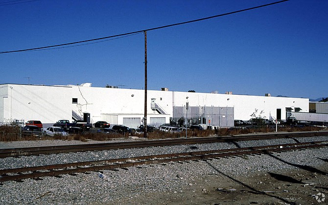 Industrial complex at 9200 Mason Ave. in Chatsworth.