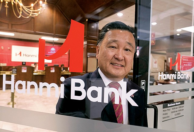 On Way Out:  Hanmi CEO Chong Guk Kum leaving post in May.