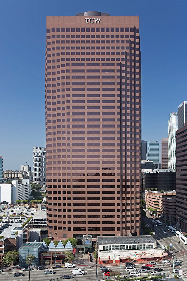 TCW: Downtown firm saw nearly $1.7 billion in outflows in October.