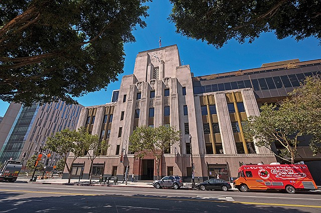 Done in DTLA: Times said goodbye to historic digs in 2018.