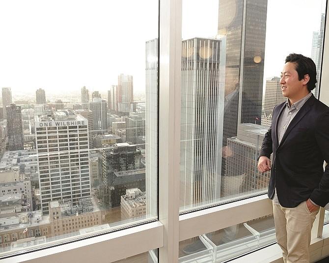 John Choi (photo by Thomas Wasper)
