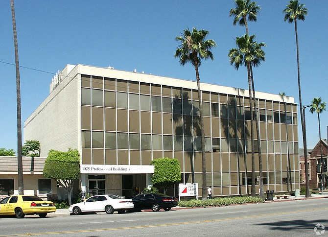 1025 N. Brand Blvd. in Glendale.