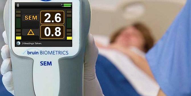 Bruin Biometrics' Sub-Epidermal Moisture Scanner