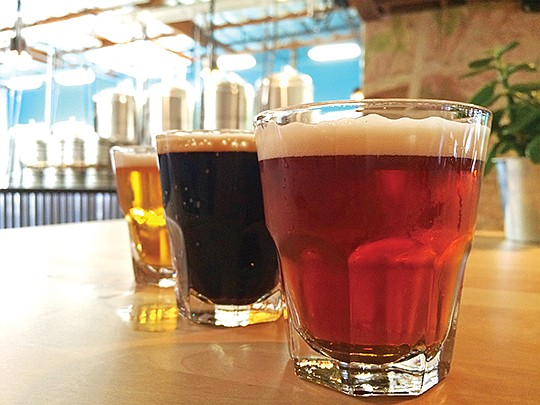 CraftBeerinSanDiego.com recently reported that from 2016 through July 2018, 30 craft beer locations closed in San Diego County. Photo courtesy of Benchmark Brewing Co.
