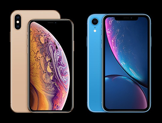 Qualcomm Inc.'s lengthy licensing dispute with Apple Inc. may finally come to a conclusion in 2019. Photo courtesy of Apple