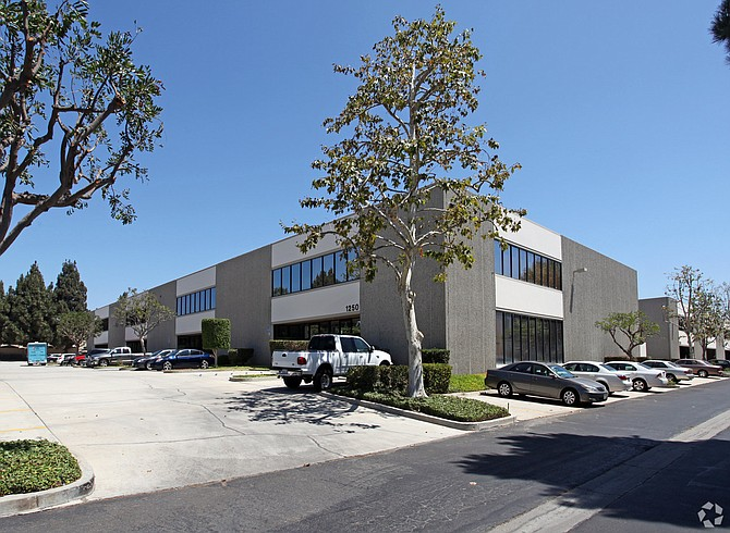 1250 Avenida Acaso in the Flynn Road Industrial Park in Camarillo.