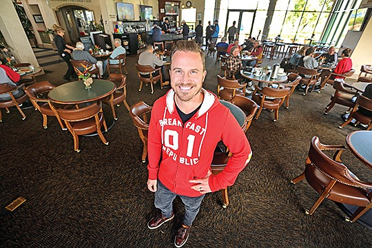 Johan Engman acquired the former Coronado Bayside Grill in September and ran it as-is through the end of the year before shutting down for three months for a full rebranding and remodeling.