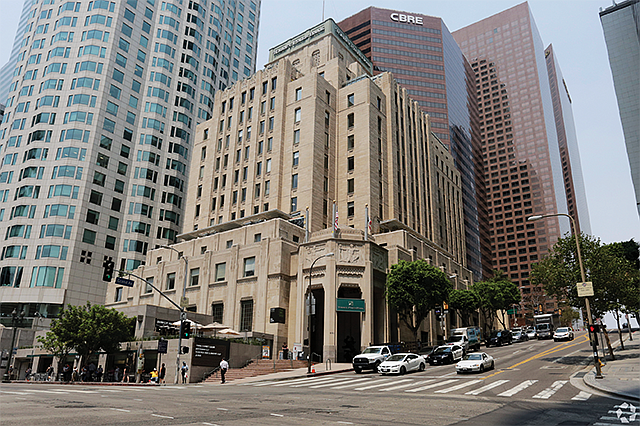 DTLA Landmark: The building was originally SoCal Edison's HQ.