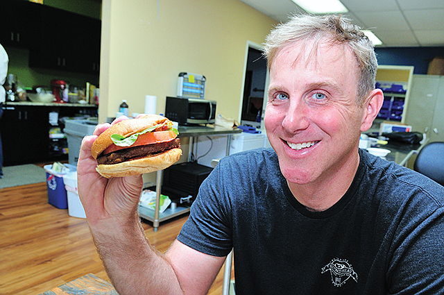 Public Patty: Led by CEO Ethan Brown, Beyond Meat could file for an IPO.
