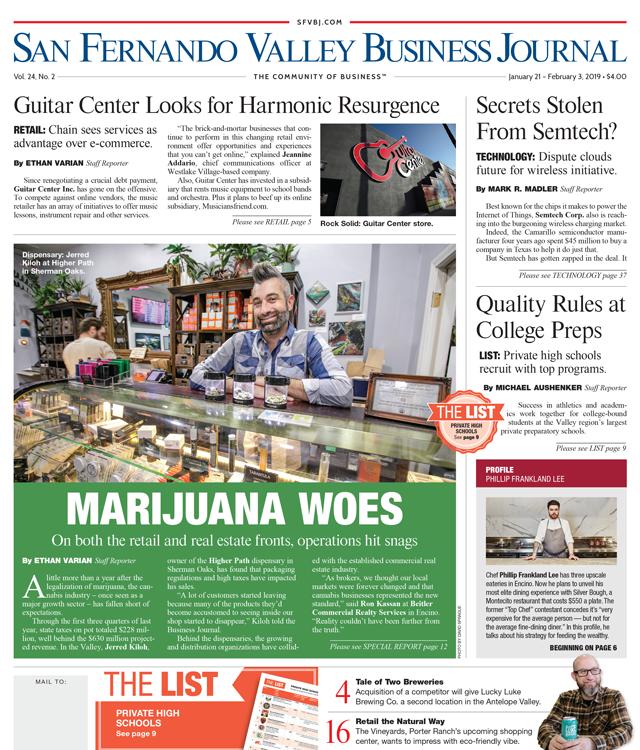 San Fernando Valley Business Journal Digital Edition
