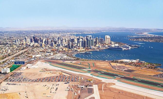 San Diego Bay Development