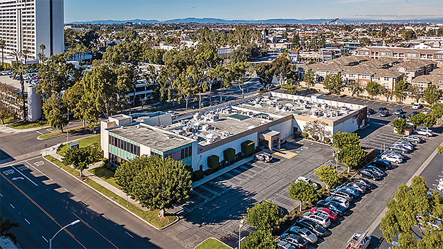 Empty Nest: Meridian purchased vacant office building in Torrance for $7.5M.