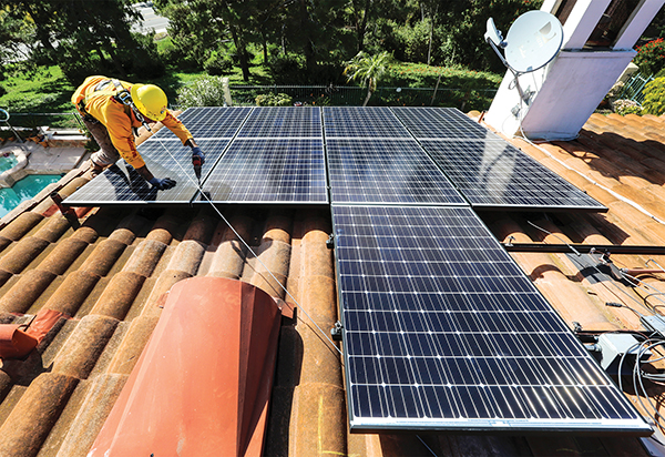 Upcoming Solar Panel Mandate On New Homes Has Installers