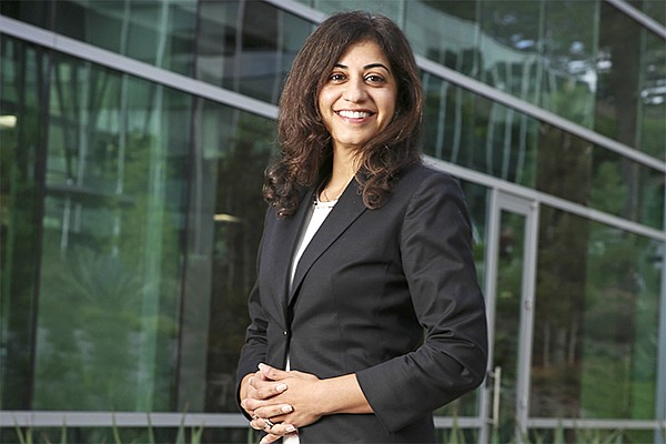 Gossamer Bio CEO Sheila Gujrathi. Last summer Gujrathi told the San Diego Business Journal the company wants to be a force for years to come in San Diego.